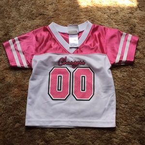 Chargers jersey 18 months